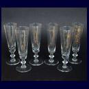 Verbazingwekkend Valentijn Antiek: glas en kristal voor 1900, diamantslijpsel ZE-27